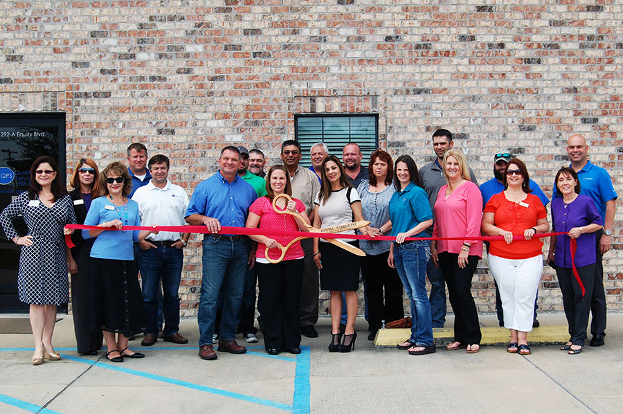 Quality-Process-Services-Ribbon-Cutting-10-Years