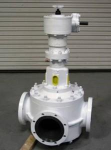 4 way valve